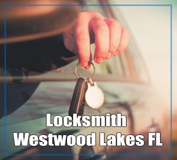 Locksmith Westwood Lakes FL'