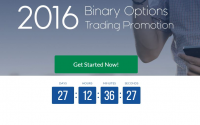2016 Binary Options Trading Promotion