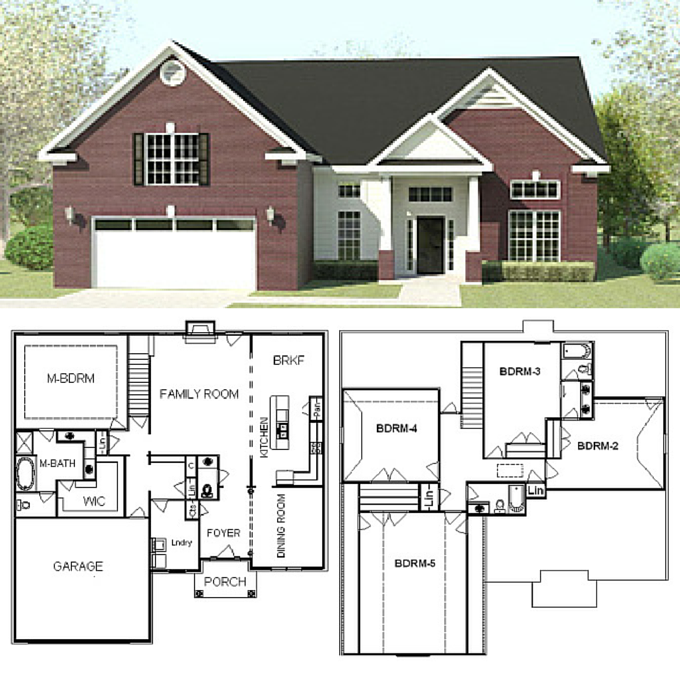 Bill Beazley Homes Announces Floorplans with a Bonus Room