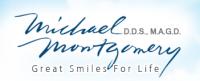 Michael Montgomery D.D.S., M.A.G.D. Logo