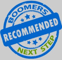 Boomers Next Step Logo