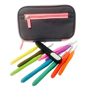 Classy Catz Craftz Crochet Hook Set on Amazon