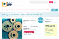 A Study of the MENA & India Elevator Market 2015
