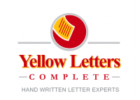 Yellow Letters Complete Logo