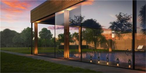 new properties'