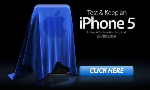 iPhone 5'