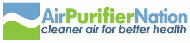 Logo for Air Purifier NationA'