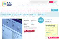 Global Aviation Actuation Systems Market 2016 - 2020