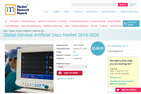 Global Cervical Artificial Discs Market 2016 - 2020