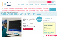 Global Enteral Feeding Devices Market 2016 - 2020