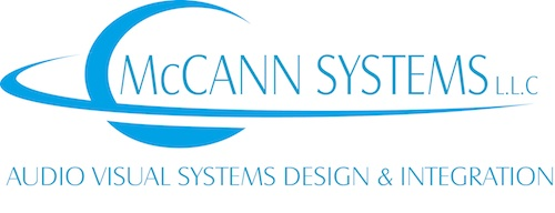 Logo for McCann Systems'