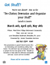 Lunch and Learn Event Flier'