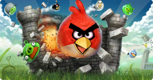 Angry Birds Online'