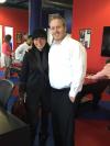 Kristin Smedley with Lance Bachmann'