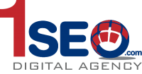 1SEO.com Digital Agency Logo