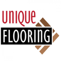 Unique Hardwood Flooring Chicago Logo