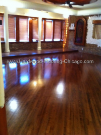 Refinishing Unique Hardwood Flooring Chicago