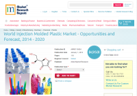 World Injection Molded Plastic Market