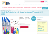 World Surfactants Market - Opportunities and Forecast, 2014