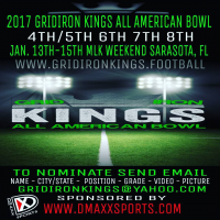 Gridiron Kings All American Bowl Offers Youth Football Playe