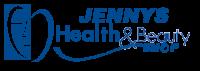 JennysHealthNBeautyShop.com Logo