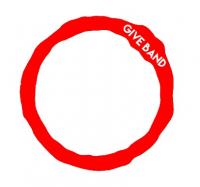 GiveBand Logo