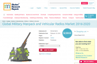 Global Military Manpack and Vehicular Radios Market 2016