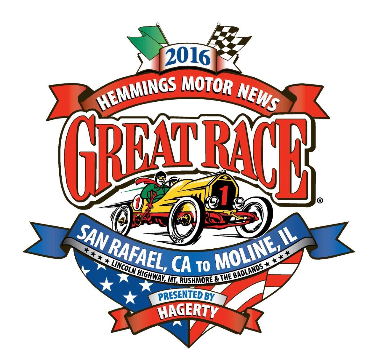 Champion Racing Oil to Sponsor the 2016 Great Race