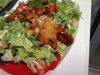 Tostada Salad With Fish'