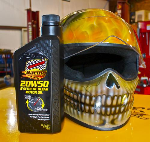 20w-50 Racing Oil'