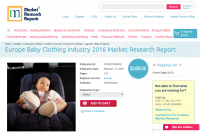 Europe Baby Clothing Industry 2016