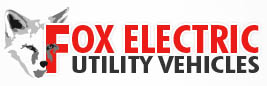 fox electric utility vehicles'
