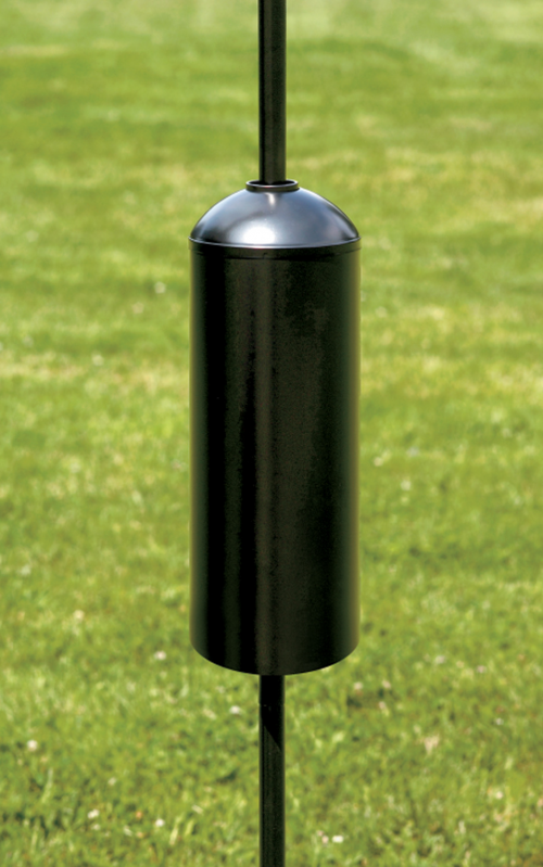 Squirrel Guard Prevents Critters from Climbing Up the Pole'