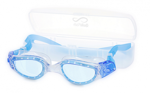 QuikFish Swim Goggles - For Swimmers, by Swimmers!'