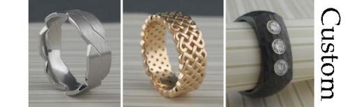 Custom Rings'