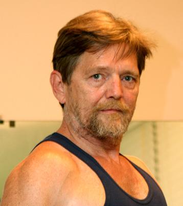 Flirting With Fitness publisher Doug Champigny'