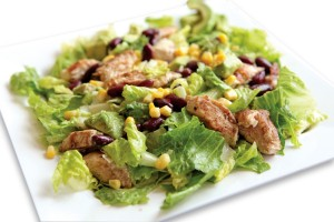 Grilled Chicken Salad'