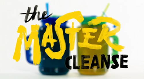 The Master Cleanse'