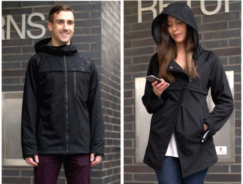 Weatherproof Multi-Use Commuting jackets'