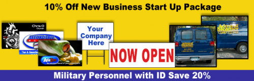 Start Up Business Package'