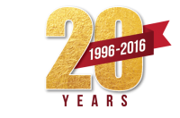 20-Year Celebration Insignia for Displayit, Inc.