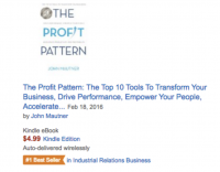 Amazon #1 Best Seller - Industrial Relations Business