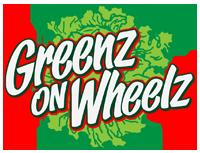 Company Logo For Greenz On Wheelz'