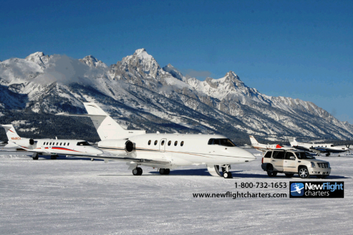 Private Jet Charter Flights with New Flight Charters'