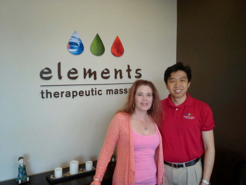 MS Sufferer Points Out Benefits of Massage Therapy at Elemen'