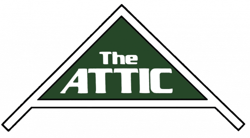 Logo for The Attic Kissimmee Self Storage'