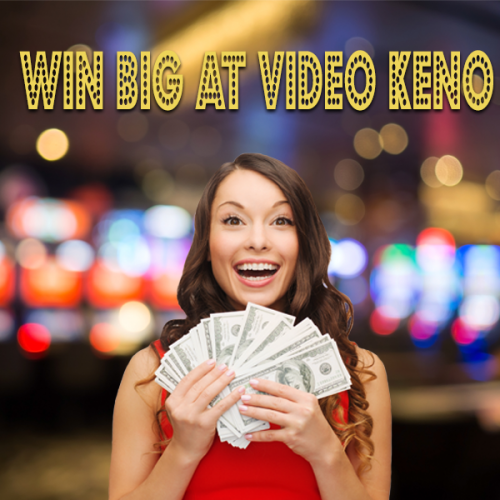 Company Logo For Win Big at Video Keno'