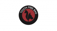 Touch Free Bag Logo