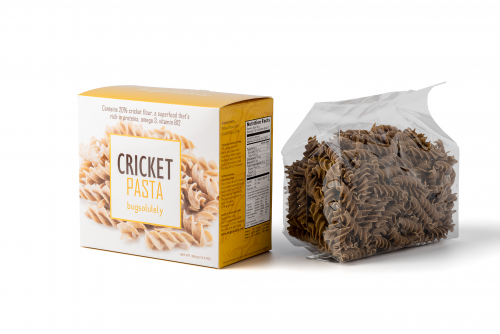 Cricket Pasta'