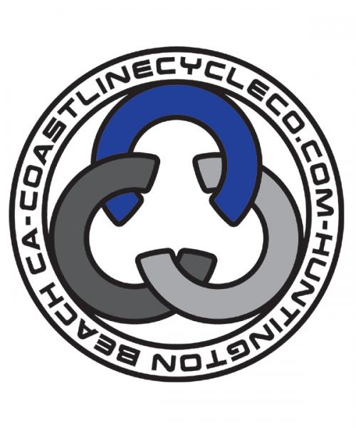 Company Logo For Coastline Cycle Company'